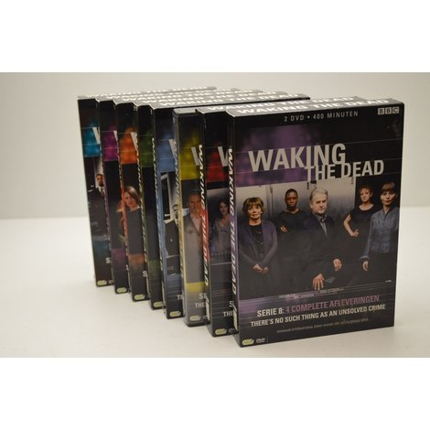 DVD Boxset Waking the Dead seizoen 1 t/m 8