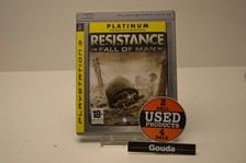 PS3 game Resistance Fall of Man