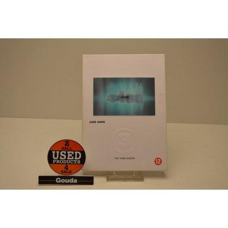 Dvd box The 4400 seizoen 3