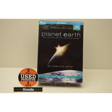 Blu-ray box Planet Earth  Complete serie  BBC Earth