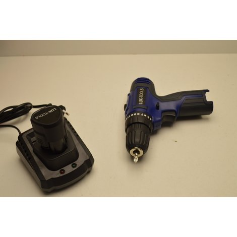 Lux-Tools ABS-10.8Li  Accuboormachine met 1 accu en oplader NIEUW
