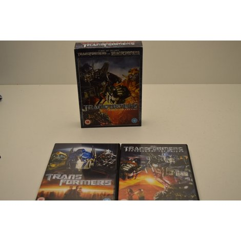 DVD box Transformers Movie Collection