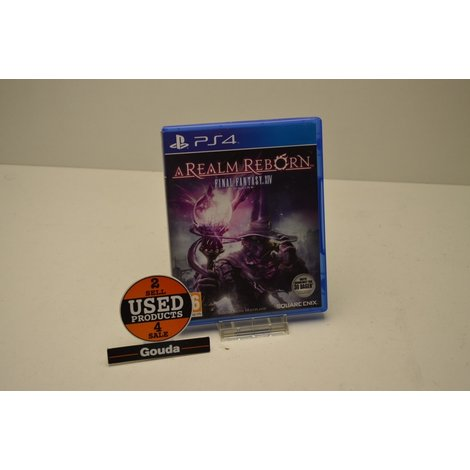 PS4 game Final Fantasy XIV Realm Reborn online