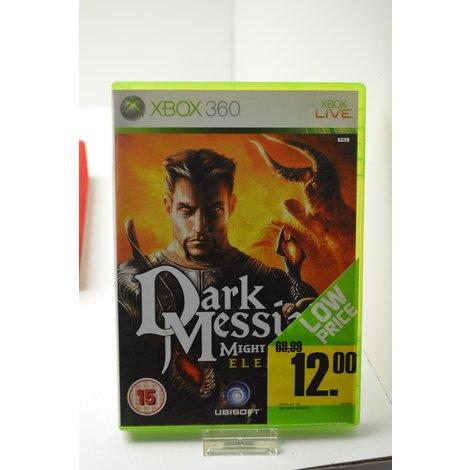 Xbox 360 game Dark messia