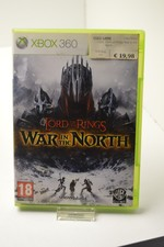 Xbox 360 game Lord of the rings War in the north