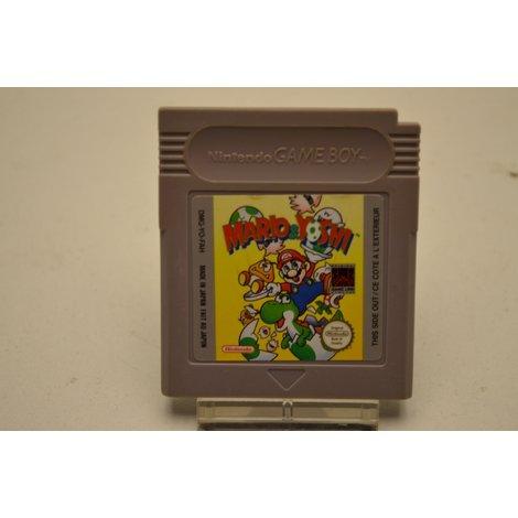 Gameboy game Mario en Yoshi