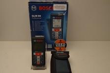 Bosch GLM80 Professional afstandsmeter in doos en etui