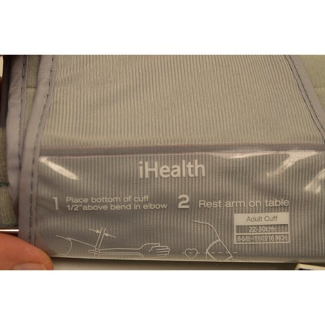 Medisana iHealth BP3 Bloeddrukmeter voor Apple