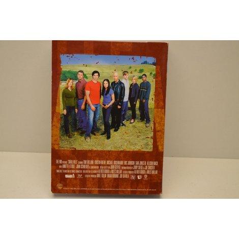 DVD box Smallville Seizoen 1 NL ondertiteld