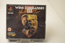 Playstation 1 game wing commander Heart of the tiger