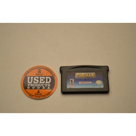 Nintendo GBA Pac-Man Collection losse cassette