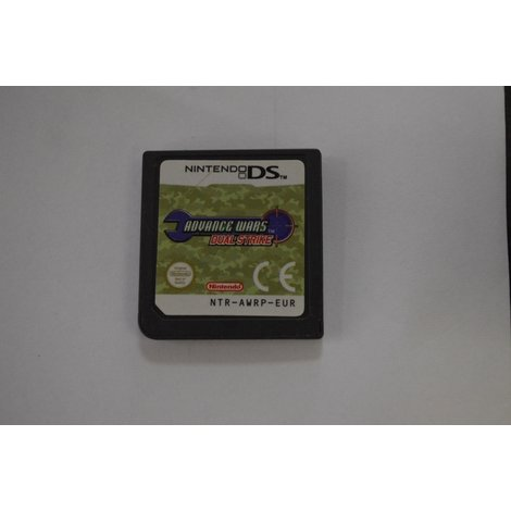 Ds game Advance wars