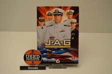 DVD box JAG Judge Advovate General Seizoen 6