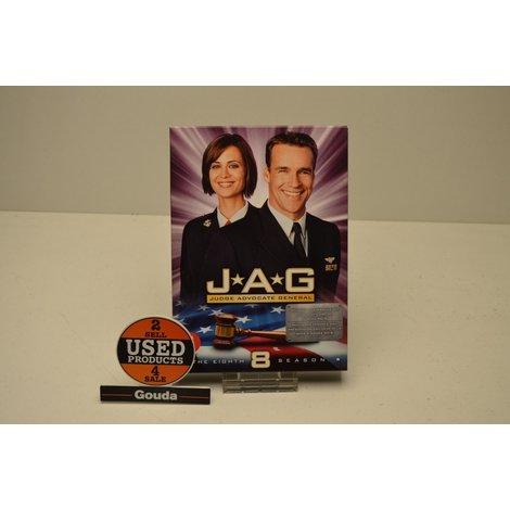 DVD box JAG Judge Advovate General Seizoen 8