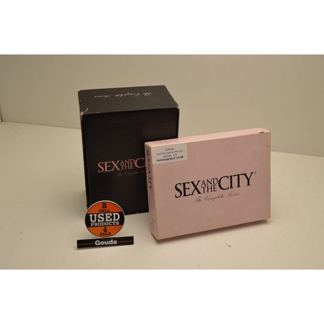 Dvd box Sex in the city 1-6