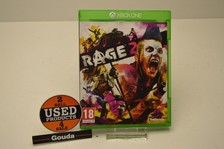 XBox One game Rage 2