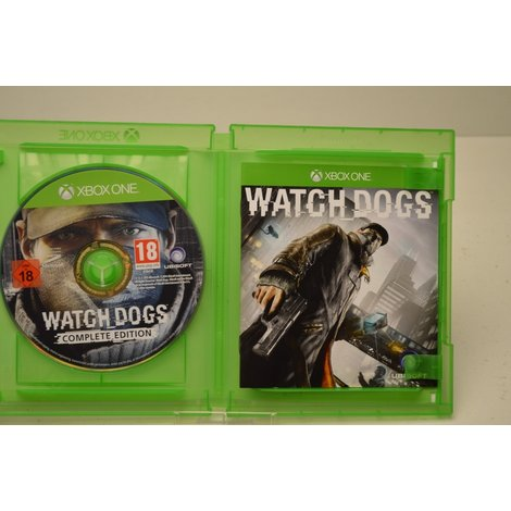 XBox One game Watch Dogs