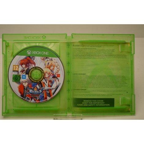 XBox One game BlazBlue Chronophantasma Extend