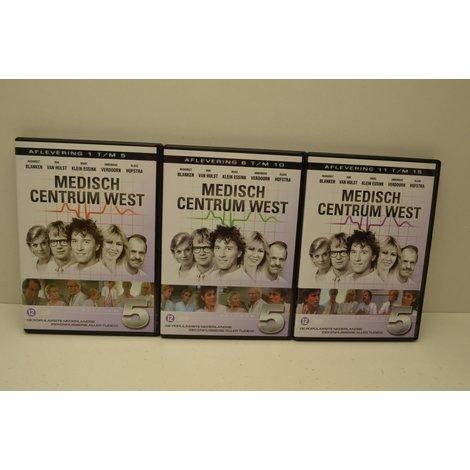 Dvd box Medisch Centrum West seizoen 5