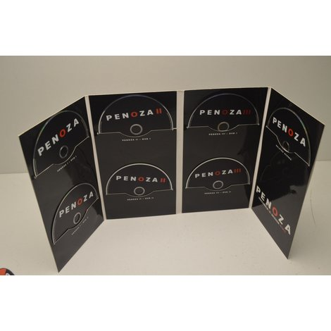 Dvd Box Penoza 1,2 en 3