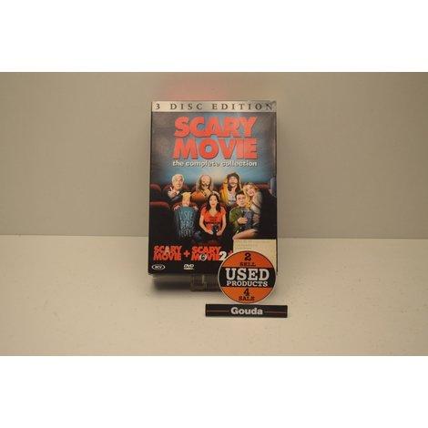 Dvd Box Scary Movie 1, 2 en 3