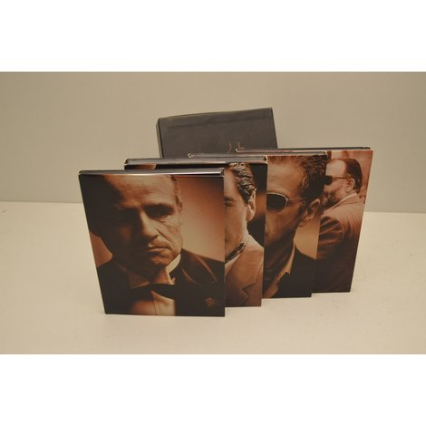 Dvd Box The Godfather