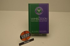 The Wimbleton Postcard Collection 50 Classic Postcards NIEUW in Box