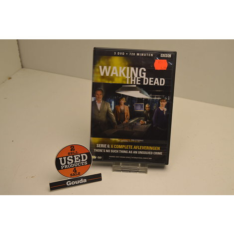 Dvd box Waking the Dead Serie 6