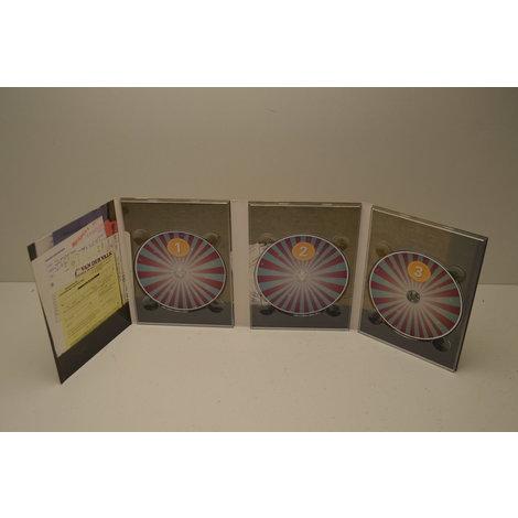 Dvd Debiteuren 1-3