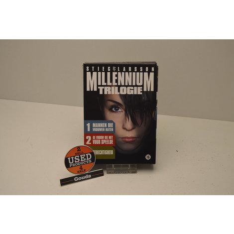 Dvd box Millenium trilogie