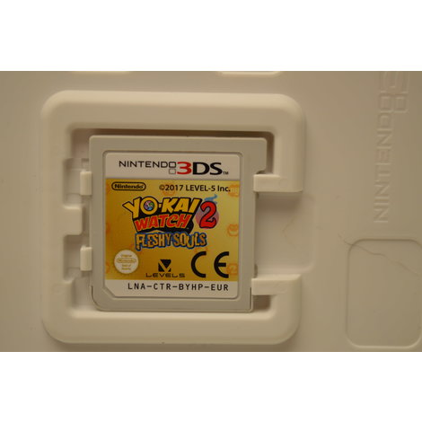 Nintendo 3DS Game Yo-Kai Watch 2 Gigageesten