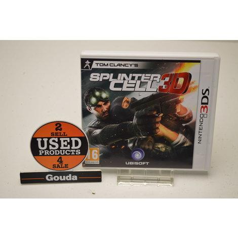 Nintendo 3DS game Splinter Cell 3D