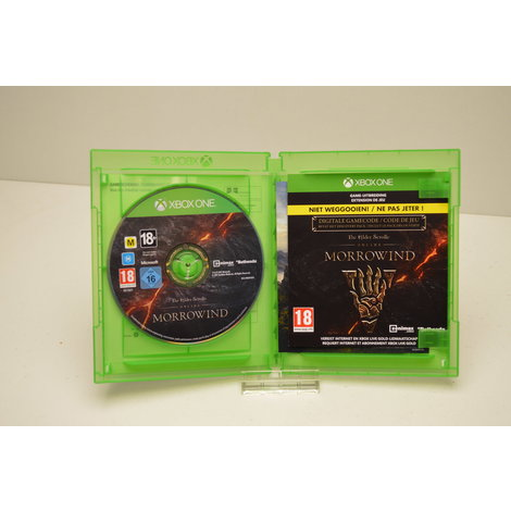 Xbox One game The Elder Scrolls Morrowind