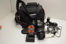 Canon EOS 1100D met 18-55 EF-s III 1