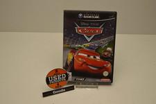 Gamecube game Cars