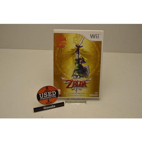 Wii game Zelda Skyward sword 25th anniversary