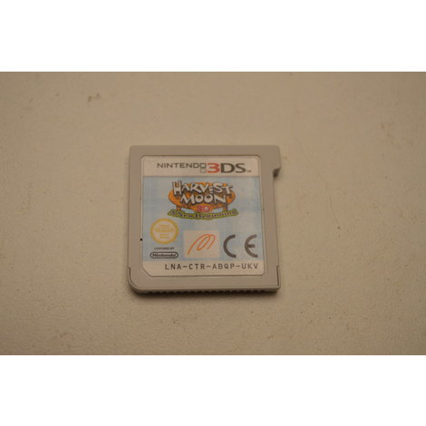 3DS game Harvest moon