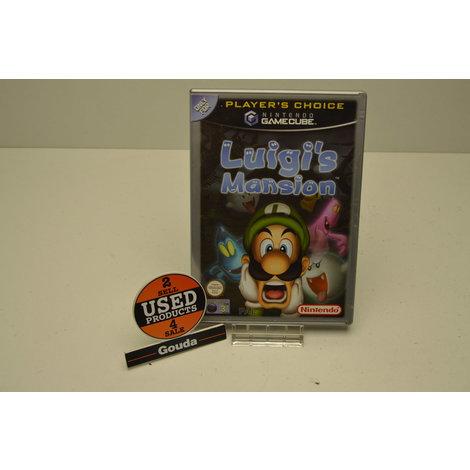 Gamecube game Luigis Mansion