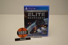 PS4 game Elite Dangerous