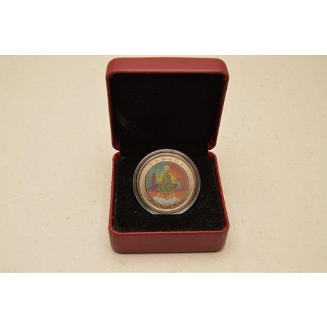 Royal Canadian Mint 50 Cents 2014 D.G. Regina Elizabeth II
