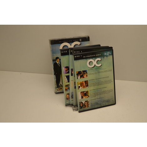 Dvd box The Oc Serie 3
