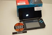nintendo Nintendo 2DS xl Black Compleet in nette staan met doos