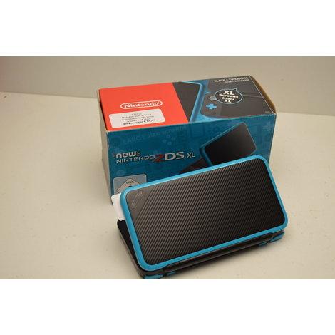 Nintendo 2DS xl Black Compleet in nette staan met doos
