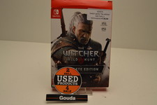Nintendo Switch game The Witcher Wild Hunt 3