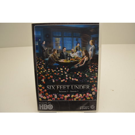 Six Feet Under The complete collection 2001-2005