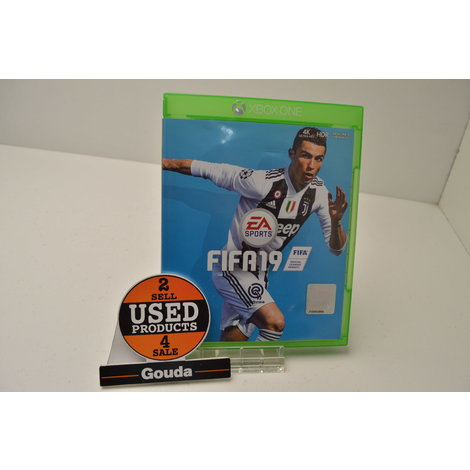 Xbox One game Fifa 19