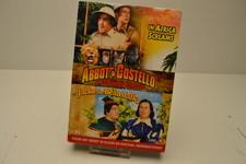 DvD Box Abbot & Costello 2 dvd box in kleur