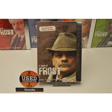 DVD Box a Touch of Frost  Complete 3e seizoen  NIEUW in seal