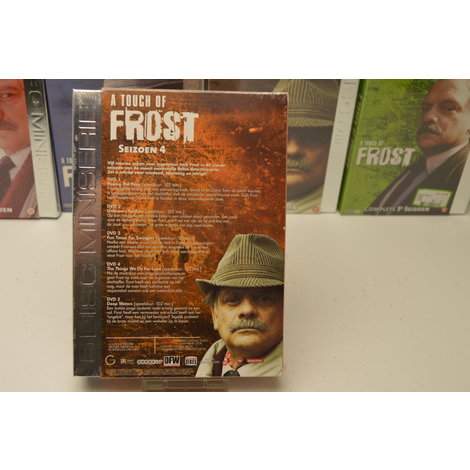 DVD Box a Touch of Frost  Complete 4e seizoen  NIEUW in seal