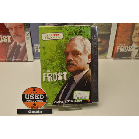 DVD Box a Touch of Frost  Complete 5e seizoen  NIEUW in seal